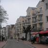 Einkaufsstrasse in Bansin
