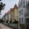 Häuserzeile in Aklahm