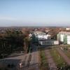 Sicht aus unserem Hotelfenster nach Süden