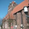 """die Dicke"", St. Marienkirche in Greifswald"
