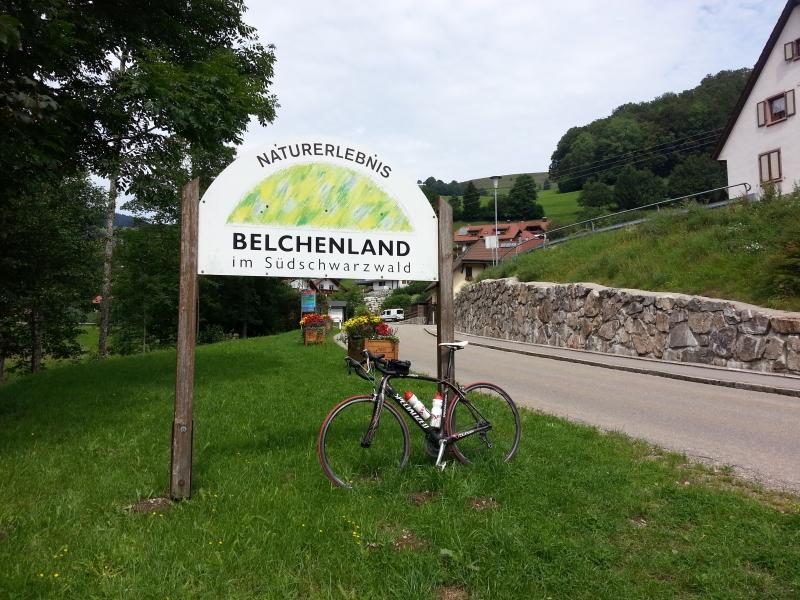 Belchenland im Südschwarzwald