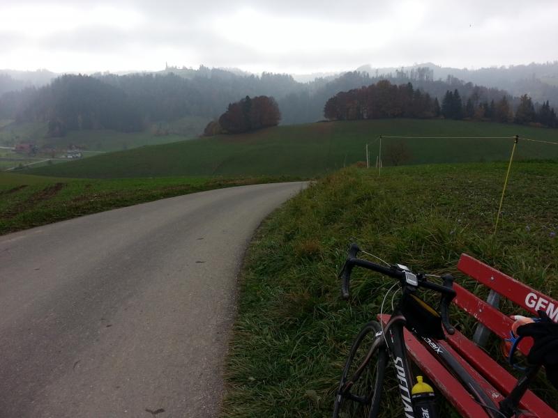 unterwegs zwischen Seetal und Suhrental