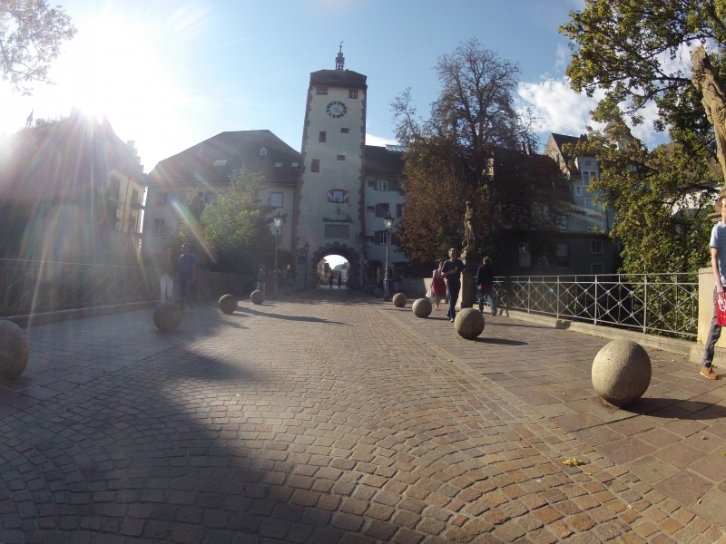 Stadteingang Waldshut