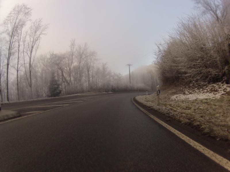 Winterlandschaft auf dem Hauenstein