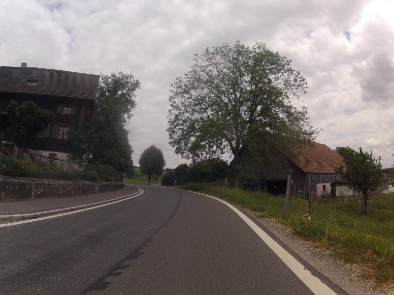 Unterwegs vom Sempachersee nach Eschenbach