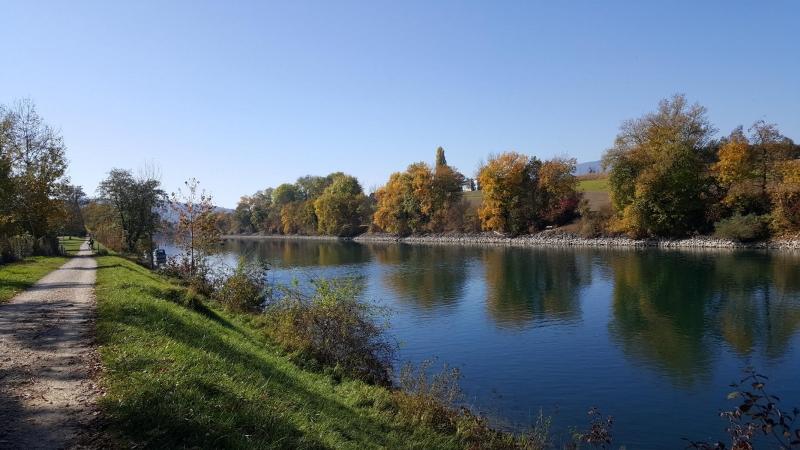 am Nidau-Büren-Kanal