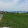 Blick auf den Zürichsee hinunter