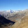 Blick ins Wallis vom Furkapass