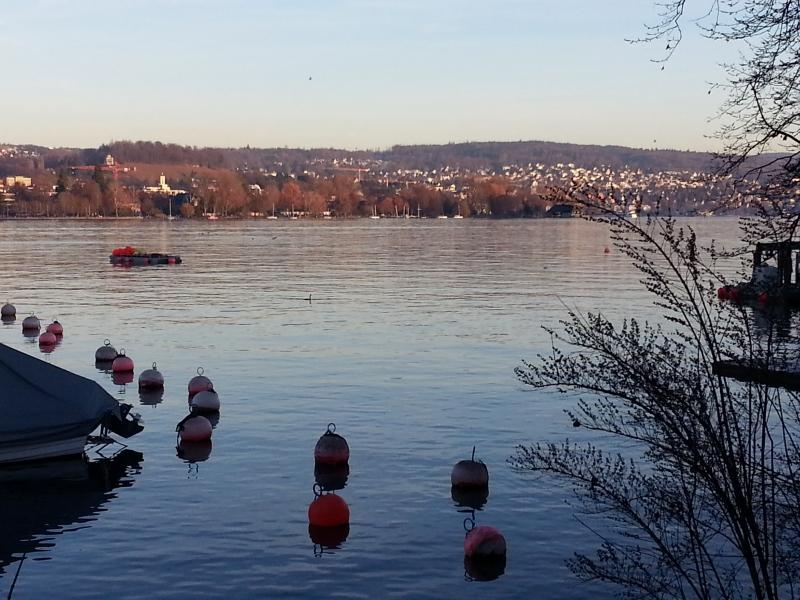 Die andere Seite des Zürichsees