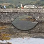 Brücke am Eilean Donan Castle