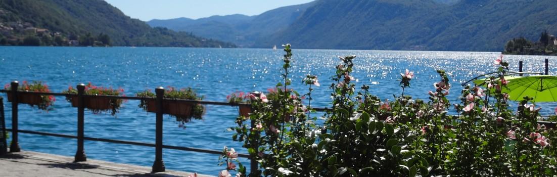 am Lago d'Orta