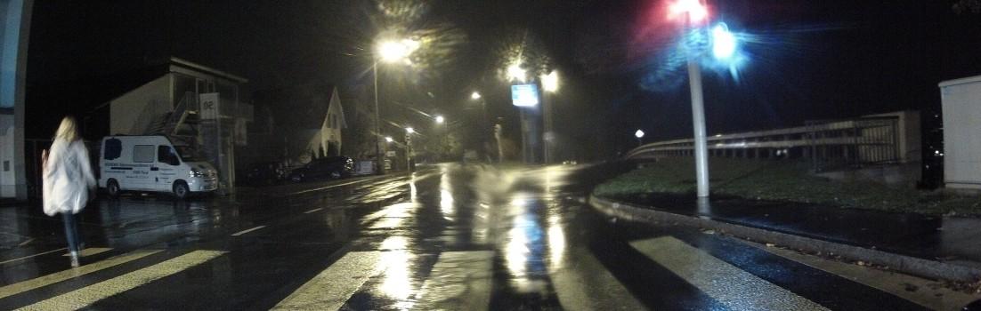 Glanz des Regens