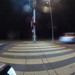 Strassenüberquerung im Limmattal