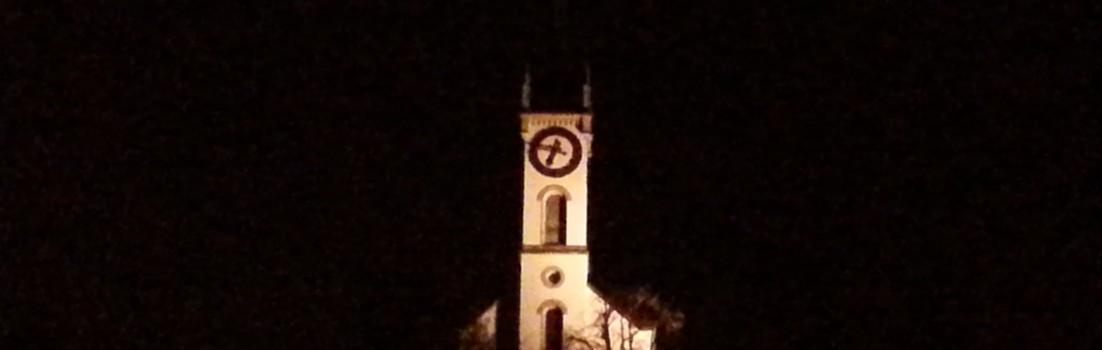 Kirche Rhein