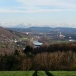 Aaretal und Alpenkamm