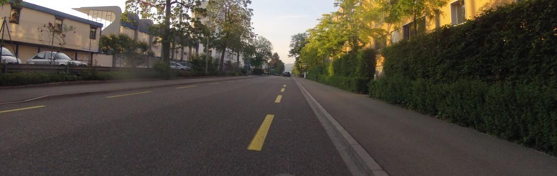 Quartier in Wettingen