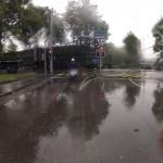 Der Glanz des Regens