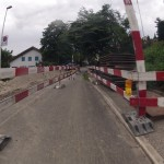 Baustelle in Untersiggenthal