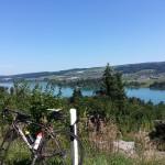 Hallwilersee-Rundfahrt mit Abstechern