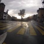 Aus den Wanderschuhen in die Radschuhe