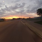 Schönes Morgenrot