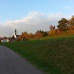 Das Leuchten der Herbstfarben