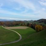 Runde durch den Herbst
