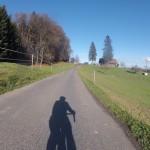 Über dem Böölerpass
