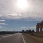 Sonne über Andalusien