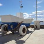 im Hafen von Villaricos