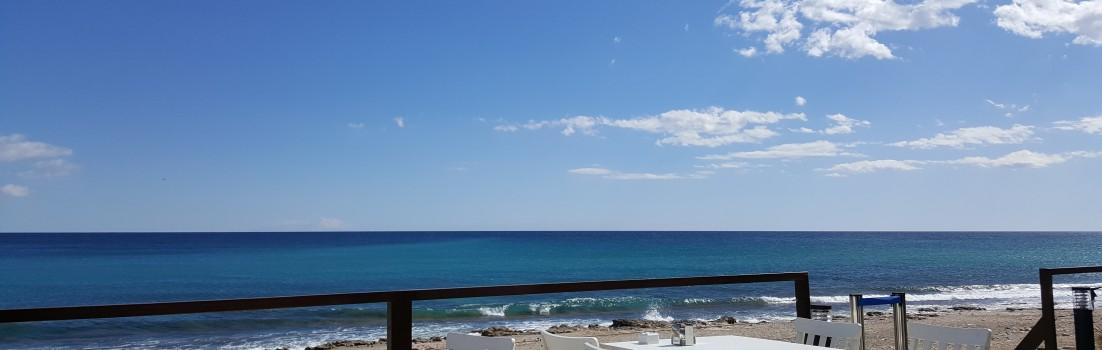 Freie Sicht aufs Meer