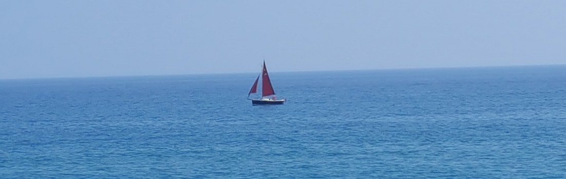 Am Strand von Mojacar