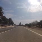 Abfahrt in die Palmenplantage