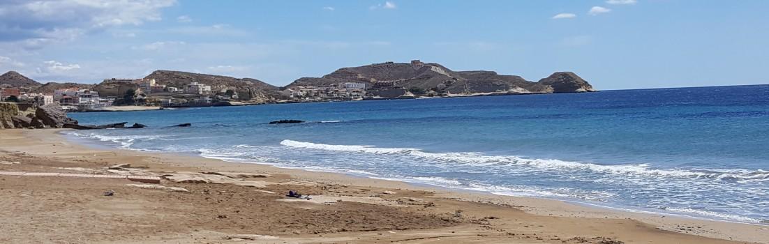 Sandstrand von San Juan