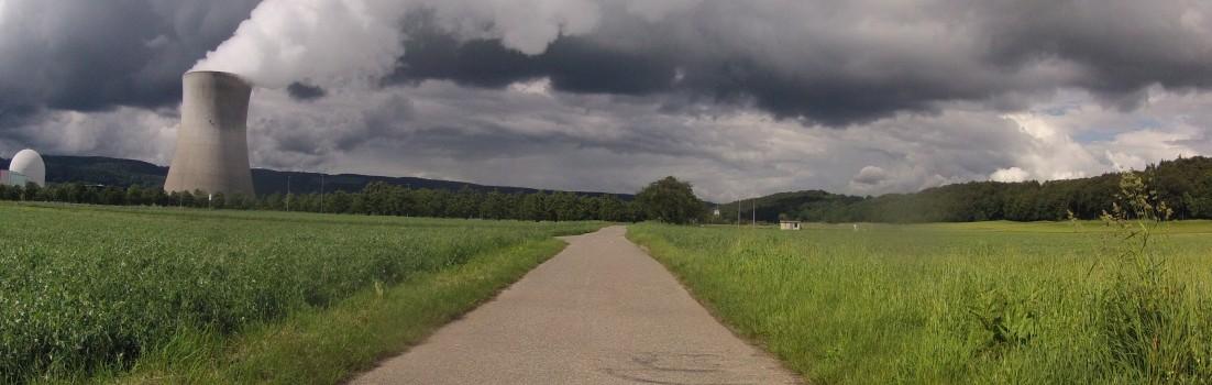Dampf und Wolken