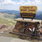Rocky Mountains Tour, Tag 11, Mount Evans