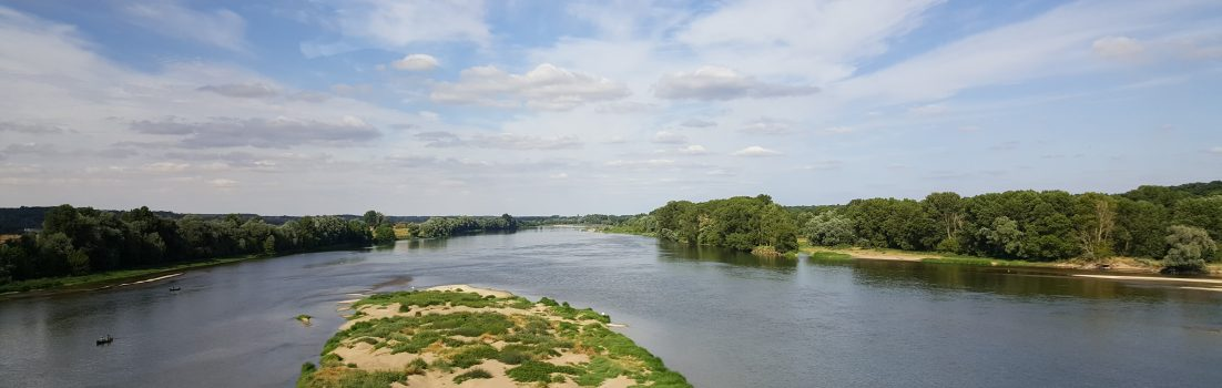 Überquerung der Loire