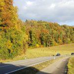 Herbstliche Farben an der Bürensteig und dem Zurzacherberg