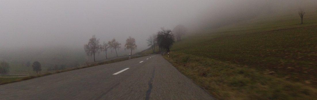 Nebel am Rotberg