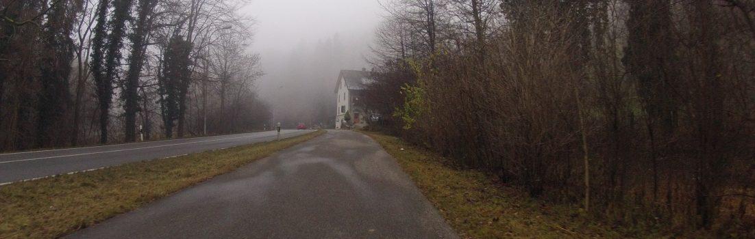 Ehemaliges Bahntrasse nach Villmergen