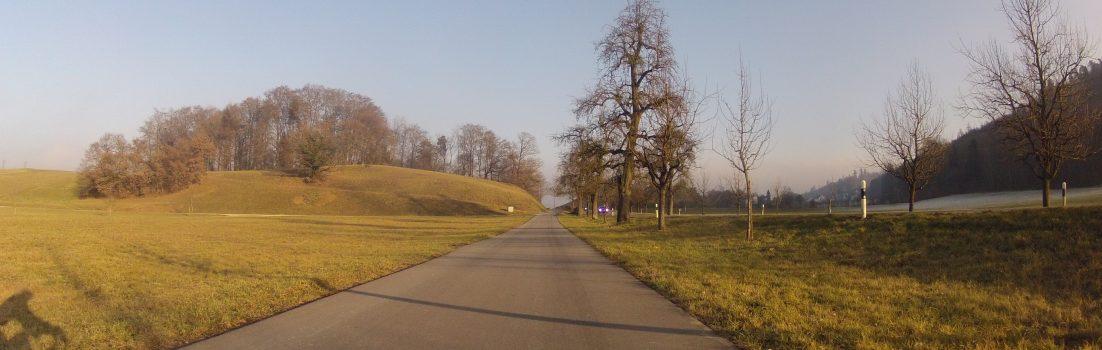 Mägenwil - Mellingen