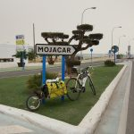 Nach Mojacar zum Ziel