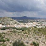 Über die Berge nach Zurgena