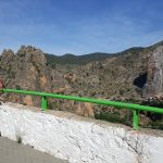Ayna – Albacete, von den Bergen in die Ebene