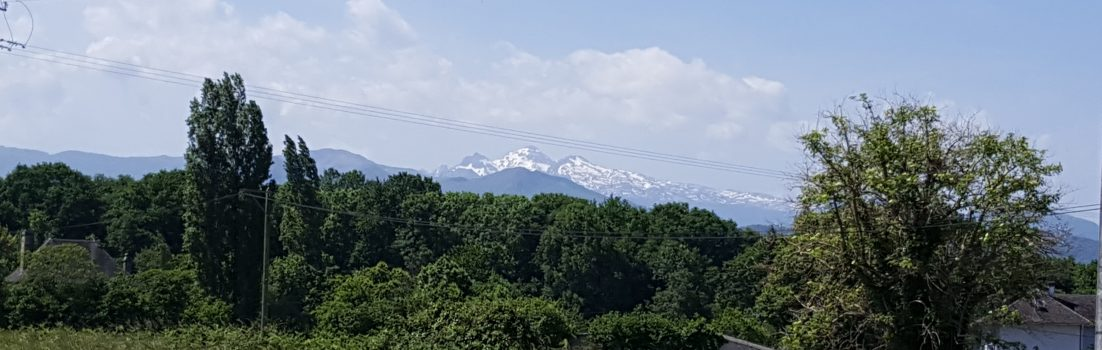 Abschied von Spanien und den Pyrenäen
