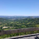 Villefranche de Rouergue – Espalion, die Hügel sind wieder da