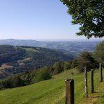 Espalion-Saint Chély d'Apcher, fast wie im Jura