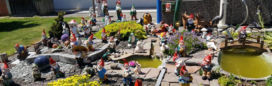 Im Zwergengarten