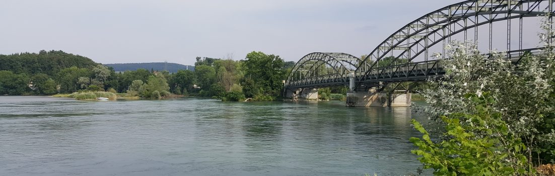Aare und Rhein
