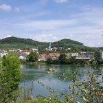 Klingnauer Stausee und Geocaches